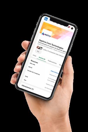 mobile-linkedin